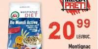 Montignac Diet bio musli active