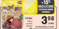 Triti Bell pufarin cu aroma de fructe