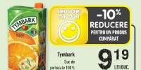Tymbark suc de portocale 100%