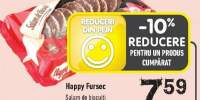 Happy Fursec salam de biscuiti
