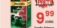 Jacobs Intense cafea macinata