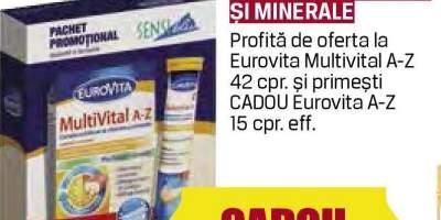 Eurovita-Vitamine si minerale
