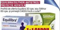 Equilibra/Silithor-Antistres/ Protectie hepatica