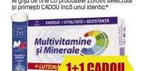 Multivitamine si minerale-vitamine si minerale