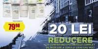20 lei Reducere la cumpararea pachetului complet de ingrijire a tenului gras sau mixt Oxyance