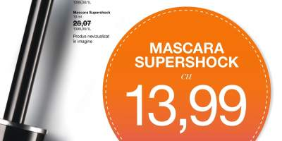 Mascara SuperShock