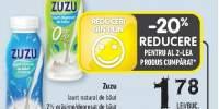 Iaurt natural de baut Zuzu