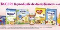 30% reducere la produsele de diversificare (6+ luni)