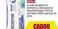 Sensodyne - igiena orala