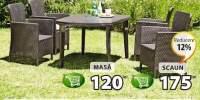Molde/ Saunte mobilier de gradina