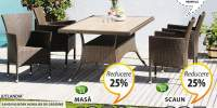Sadvig/ Bork mobilier de gradina