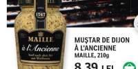Mustar de Dijon a L'Ancienne