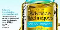 Tratament leave-in cu ulei de argan pentru toate tipurile de par