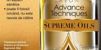 Tratament pentru par hranire si stralucire Supreme Oils