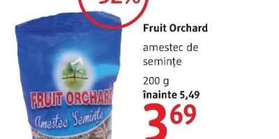 Fruit Orchard amestec de seminte