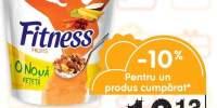 Fitness cereale cu fructe/ciocolata/iaurt