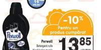 Detergent rufe black Perwoll