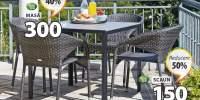 Indslev/ Arendal mobilier de gradina