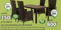 Jutlandia Kjeller/ Skive mobilier de gradina