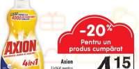 Axion lichid pentru vase Lemon/ Maxi Shine