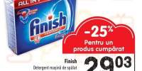 Finish detergent masina de spalat All in one powerball