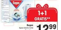 Baygon aparat electric lichid