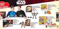 Reducere -50% la gama Star Wars