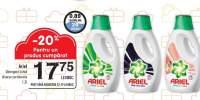 Ariel detergent lichid