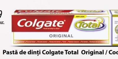 Pasta de dinti Colgate Total Original/ Cool Mint