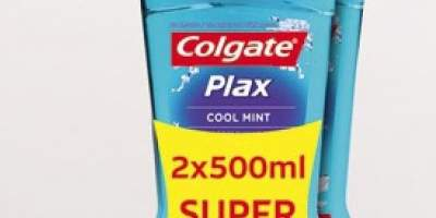 Apa de gura Colgate Plax Cool Mint