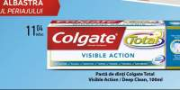 Pasta de dinti Colgate Total Visible Action/ Deep Clean