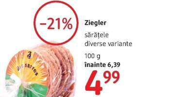 Ziegler saratele