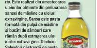 Ulei de Sansa de masline Salvadori