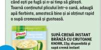 Supa crema instant Knorr