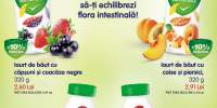 Iaurt de baut Zuzu bifidus cu fructe