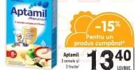 Cereale cu fructe Aptamil