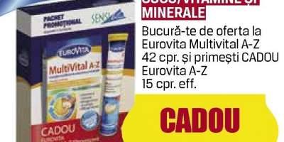 Eurovita - sistem osos/ vitamine si minerale