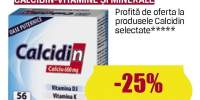 Calcidin - vitamine si minerale