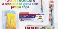 30% reducere la produsele de  igiena orala pentru copii