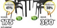 Jutlandia Indslev/ Arendal mobilier de gradina