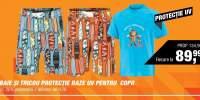Sorturi de baie si tricou protectie raze UV pentru copii Denali