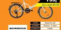 Scirocco Easy Foldo