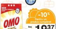 Omo detergent pudra Ultimate Auto