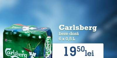 Bere doza Carlsberg