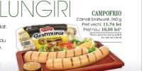 Campofrio carnati bratwurst