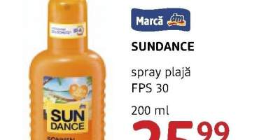 Spray plaja Sundance FPS 30