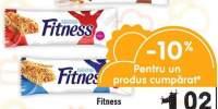 Baton de cereale Fitness