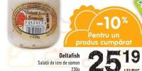 Salata de icre de somon Deltafish