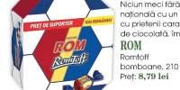 Romtoff bomboane Rom