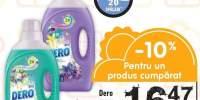Detergent lichid Dero